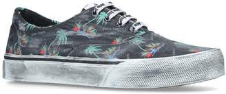Palm Angels Palm Print Sneakers