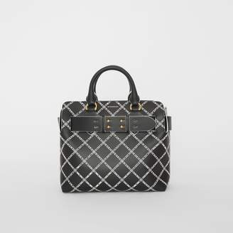 Burberry The Small Perforated Link Leather Belt Bag