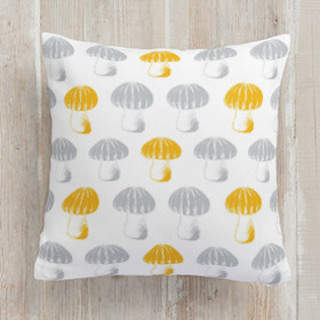 Bubble Top Truffles Self-Launch Square Pillows