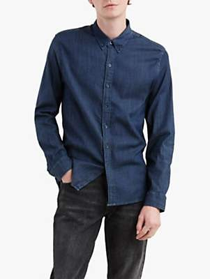 Levi's Long Sleeve Pacific Shirt, Tencel Denim