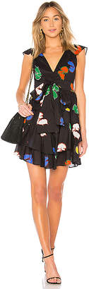 Cynthia Rowley Ruffle Dress