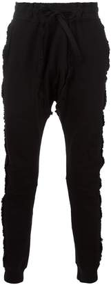 Blood Brother drop-crotch trousers