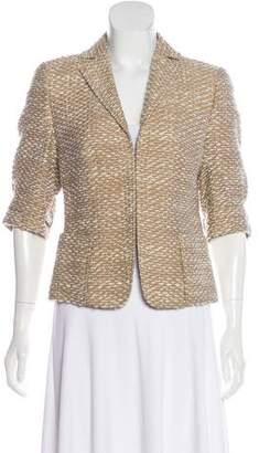 Akris Punto Tweed Casual Jacket