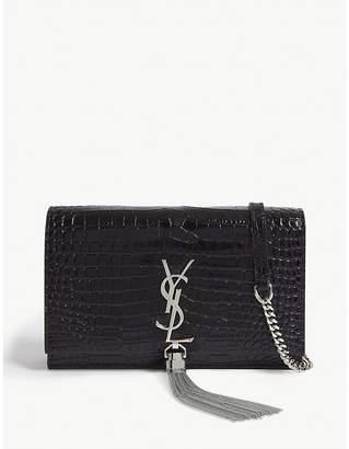 Saint Laurent Kate wallet-on-chain