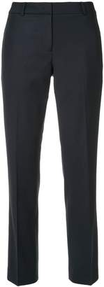 CK Calvin Klein luxe tropical skinny trousers