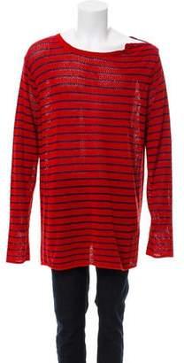 Faith Connexion Striped Knit Sweater w/ Tags