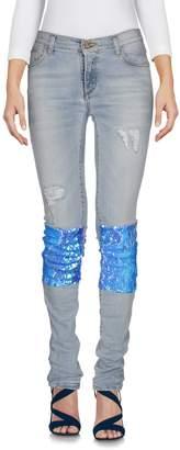 Manila Grace DENIM Denim pants - Item 42592230NG