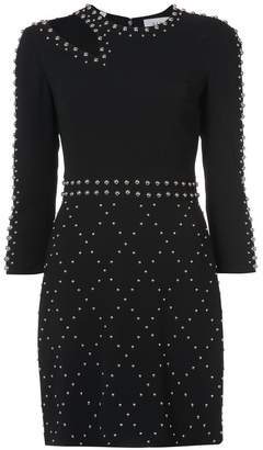 A.L.C. studded fitted dress