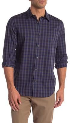 Calvin Klein Brushed Twill Long Sleeve Shirt