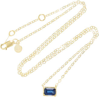 Ila Leone Blue Sapphire Necklace