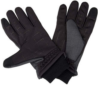 Dockers Mens Intelitouch Cold Weather Gloves