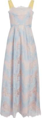 Lia Cohen Royal Dress