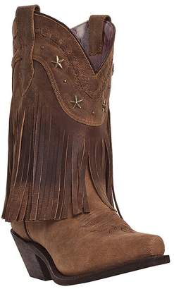 Dingo Hang Leather Cowboy Boots - Hang Low