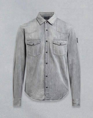 Belstaff Somerford Shirt Grey