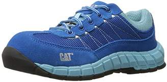Caterpillar Women's Exact Steel Toe Work Shoe
