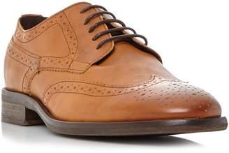 BERTIE MENS BUTCHER - Round Toe Brogue Shoe
