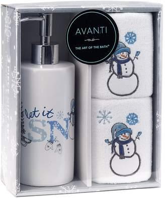 Avanti Let it Snow 3-piece Box Set