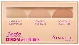 Rimmel London Insta Conceal & Contour Palette 7g