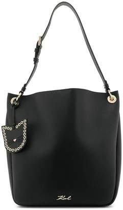Karl Lagerfeld Karry All Hobo tote bag