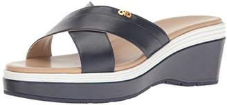 Cole Haan Women's Briella Grand Ii Wedge Sandal