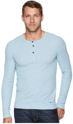 BOSS ORANGE Trix Henley Men's T Shirt