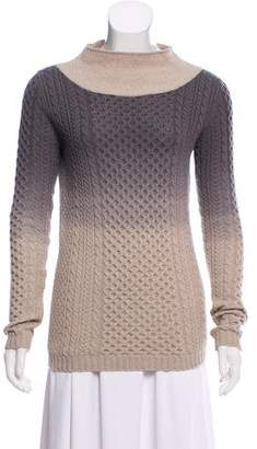 Mantu Wool Cable Knit Sweater