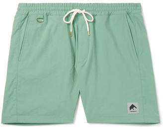 Flagstuff Shell Drawstring Shorts