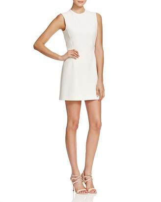 FRENCH CONNECTION Sundae Solid Mini Dress $148 thestylecure.com