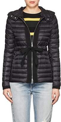 Moncler Women's Periclase Down Tech-Taffeta Jacket - Black