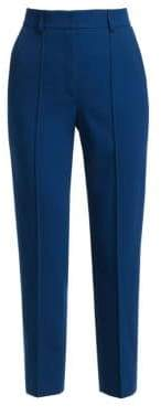 Akris Punto Ferry High-Rise Cropped Trousers