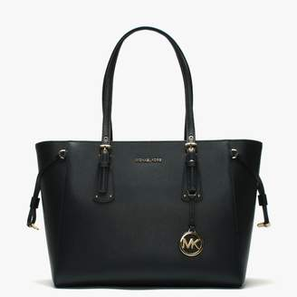Michael Kors Voyager Admiral Saffiano Leather Tote Bag