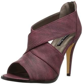 Michael Antonio Women's Laster-rep Dress Sandal