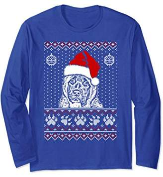 Akita Christmas Long Sleeve T-Shirt Noel Gift