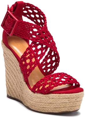 Schutz Pedrita Wedge Sandal