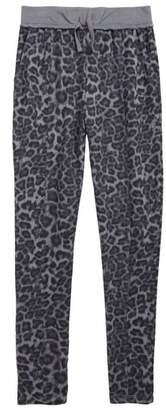 Splendid Leopard Print Pants