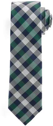 Croft & Barrow Men's Buffalo Plaid Tie