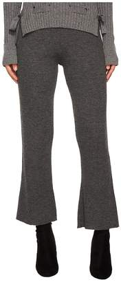 Cashmere In Love Tereza Ribbed Knit Pants Women's Casual Pants