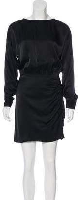 Other Stories & Satin Mini Dress w/ Tags