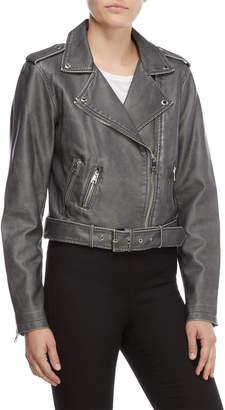 Levi's Belted Moto Jacket