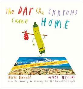 Harper Collins The Day The Crayons Came Home