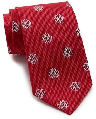 Thomas Pink Tibble Spot Silk Tie