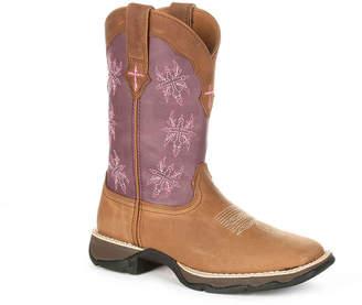 Durango Cross Stitch Cowboy Boot - Women's
