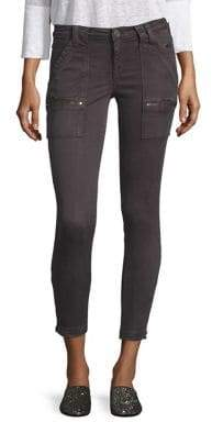 Joie Park Zippered Skinny Jeans
