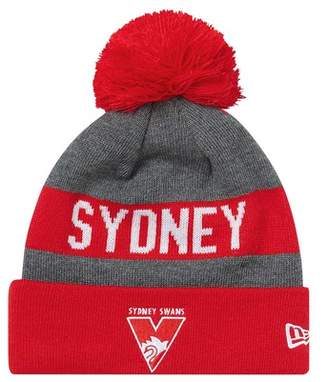 New Era Sydney Swans 2018 Jake Beanie