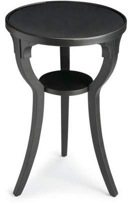 Butler Specialty Company Butler Dalton Round Accent Table, Multiple Colors