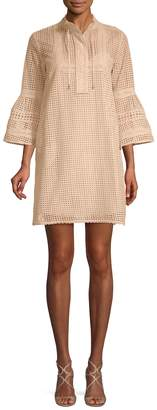 Paul & Joe Sister Women's Larochelle Bell-Sleeve Shift Dress