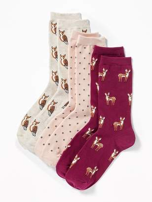 Old Navy Socks 3-Pack for Women