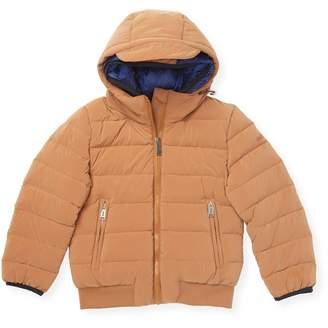 ADD Ribbed Hoodie Jacket