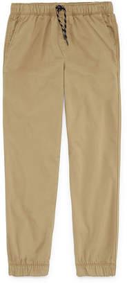 Arizona Woven Jogger Boys Cinched Jogger Pant - Preschool / Big Kid
