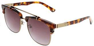 Police Men's Spl494 Polarized Square Sunglasses